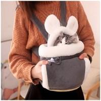 귀염뿜뿜 고양이강아지 야외산책 앞이동가방