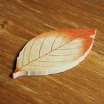 leaf fall 접착메모지