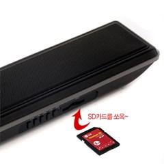 V330/해외수출/휴대용/포터블/스피커/SD카드장착/미니/고출력/사운드