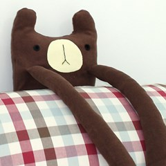 곰이니 바디필로우(솜포함)