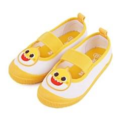 핑크퐁 아기상어 캔버스 실내화 어린이 유치원 신발