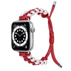 애플워치 밴드 SE6 5 4 3 2 1 진주 시계줄 WBA-7156