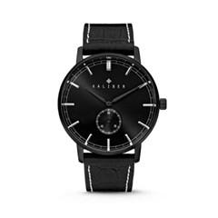 [칼리버] 가죽 스트랩 손목시계 7KW-00006