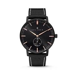 [칼리버] 가죽 스트랩 손목시계 7KW-00005