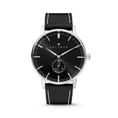 [칼리버] 가죽 스트랩 손목시계 7KW-00002