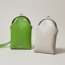 [텐텐단독]FENNEC HALFMOON FRAME MINI BAG (2colors)