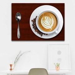 주문제작 액자 El Cafe 캔버스841x594x30mm CH1773665