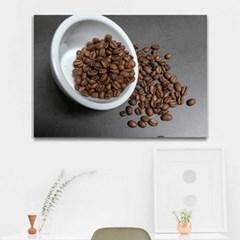 주문제작 액자 El Cafe 캔버스841x594x30mm CH1773686