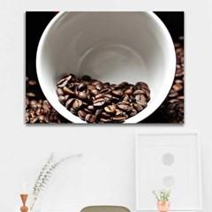 주문제작 액자 El Cafe 캔버스841x594x30mm CH1773688