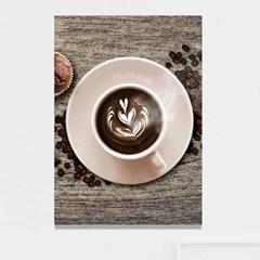 주문제작 액자 El Cafe 캔버스594x841x30mm CH1778729