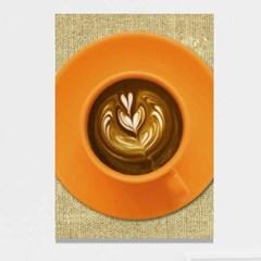 주문제작 액자 El Cafe 캔버스594x841x30mm CH1778724