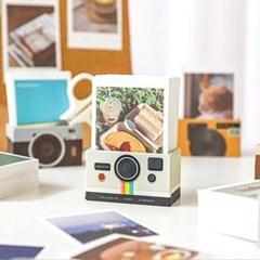 폴라로이드 감성 사진 메모지 200장 세트 탁상용 종이
