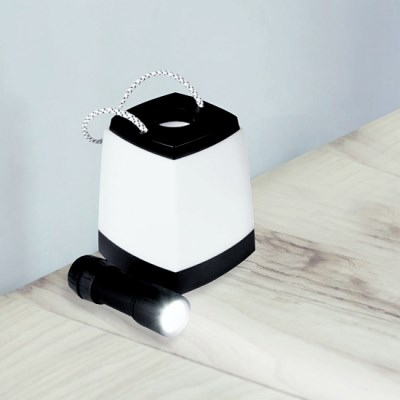 2in1 건전지 손전등 겸용 LED 무드 라이트 조명