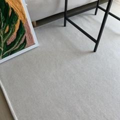 유리아 워셔블 방수 카페트 물세탁 러그매트 100x150cm
