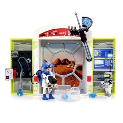 플레이모빌 플레이박스-화성탐사(70307)
