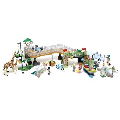 플레이모빌 대형 동물원(70341)