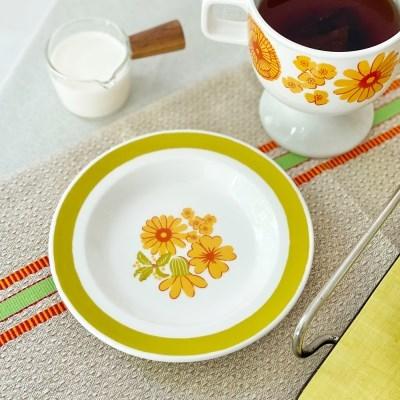 Flower harvest 미니플레이트 / 소서