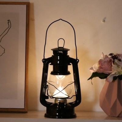LED 레트로 감성 캠핑 랜턴 램프