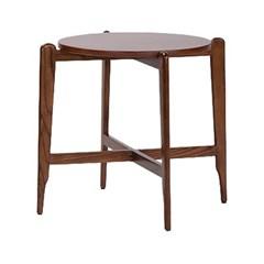 원형 원목 테이블[SH003245](450/560)