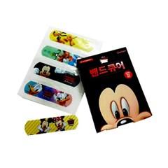 디즈니 미키마우스 일회용 밴드 표준형 10매입