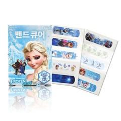 디즈니 겨울왕국 일회용 밴드 표준형 10매입