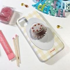 [그립톡] 케이크 그립톡