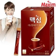 맥심 아라비카 커피믹스 100T /커피/커피믹스