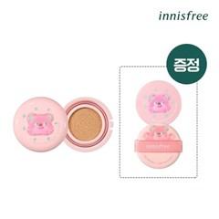 노세범파우더쿠션X카페노티드에디션21N+미니쿠션21N+퍼프(pink)