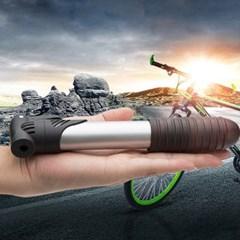 자전거 휴대용 에어 펌프 공기주입기 DD-11028