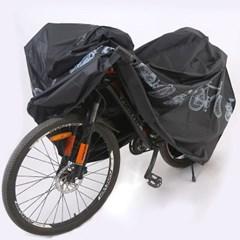 자전거 오토바이 커버 덮개 방수 커버 DD-11075