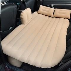 차박 자동차 뒷좌석 에어매트 캠핑 차량용 간이침대