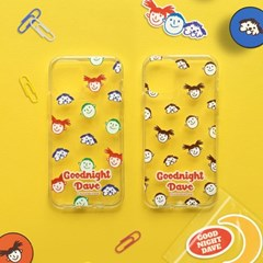 Goodnight Dave Smart Phone Case (Jelly / Character Pattern)