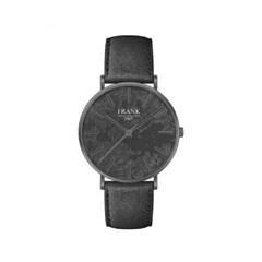 [프랭크1967] 가죽 스트랩 손목시계 7FW-0020