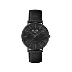 [프랭크1967] 가죽 스트랩 손목시계 7FW-0019