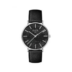 [프랭크1967] 가죽 스트랩 손목시계 7FW-0018