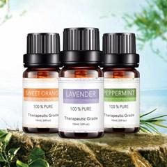 아로마 오일 5가지 향 에센셜 10ml DD-10990