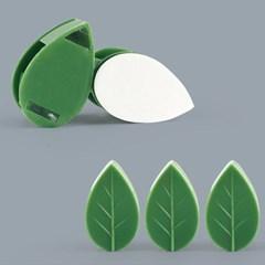 원예용 나뭇잎모양 식물 고정 클립 10P DD-11005