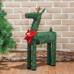 루돌프사슴 60cm 크리스마스소품 사슴