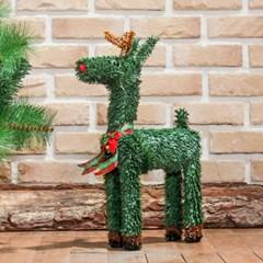 매장장식용 루돌프사슴(40cm) 크리스마스 장식 사슴
