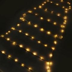 96구 LED 트리 설정 장식전구(145cm) (점멸有) (어댑터)