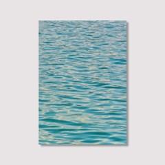 금강에서 (5070 size) - Jitten 인테리어 포스터