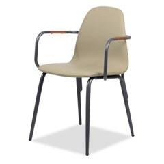 푸푸 철제 팔걸이 의자[SH003155]