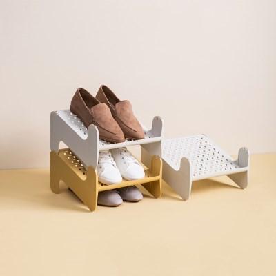 봉봉 신발 정리함 수납장 좁은 현관 정리