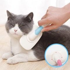 반려동물 회전 브러쉬 고양이 강아지빗 대 DD-10799
