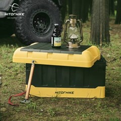 [하이토하이크] 캠핑용 폴딩 수납박스 70L