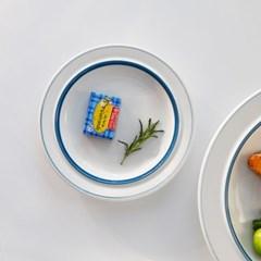 정품 시라쿠스 메이플 라인/코지 7컬러 접시 소 15cm