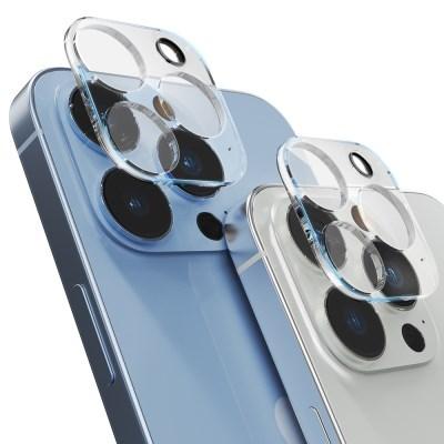 2매 아이폰 13프로 / 13프로맥스 후면 카메라 강화유리 액정보호필름