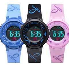 아동시계 어린이 전자시계 손목시계 MIN-8211A(방수)