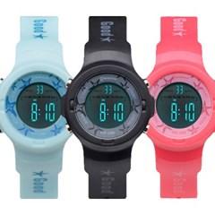 피닉스 어린이 방수전자 손목시계 MIN-8220A(방수)