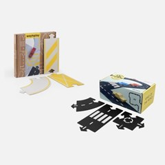 웨이투플레이 도로놀이 40피스 킹오브더로드 + Recovery 세트 장난감